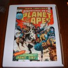 ADV on PLANET of APES # 1..VF.8.0..1975 Marvel comic book-ce