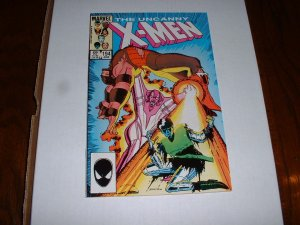 X-MEN # 194..(9.4)..NM ..1985 Marvel comic book-e