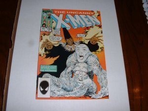 X-MEN # 190..(9.4)..NM ..1985 Marvel comic book-e