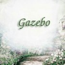 Gazebo #PT Personalized Gift First Name Meaning Print