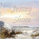 Jersey Shore #PT Personalized Gift First Name Meaning Print