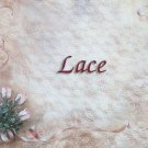 Lace #PT Personalized Gift First Name Meaning Print