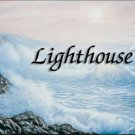 Lighthouse #PT Personalized Gift First Name Meaning Print