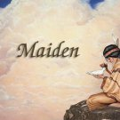 Maiden #PT Personalized Gift First Name Meaning Print