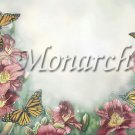 Monarch #PT Personalized Gift First Name Meaning Print