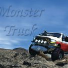 Monster Truck #PT Personalized Gift First Name Meaning Print
