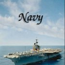 Navy #PT Personalized Gift First Name Meaning Print