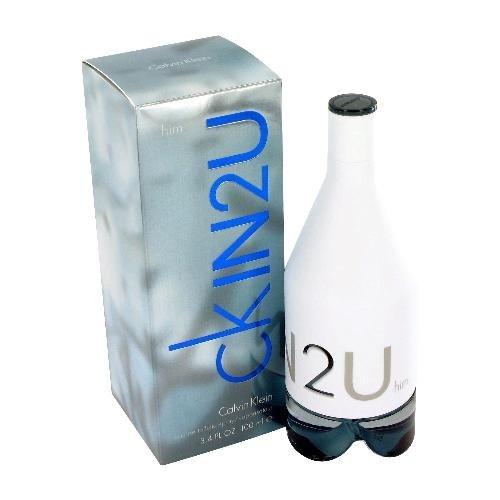 CK IN2U by Calvin Klein Men's Cologne 3.4 Eau De Toilette