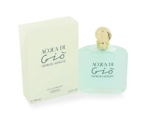 Acqua Di Gio Eau de Toilette 3.4 Spray By Giorgio Armani
