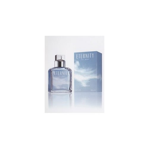 Eternity for Men - Summer 2007 By Calvin Klein Eau De Toilette Spray 3.4 oz