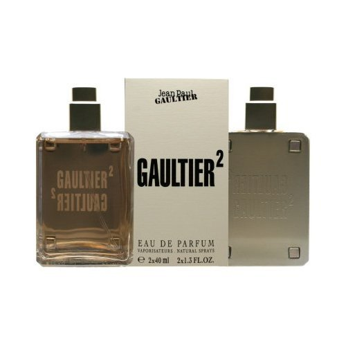 Gaultier 2 by Jean Paul Gaultier 2 x 1.3 oz Eau de Parfum Sprays