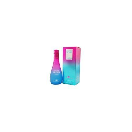Cool Water Happy Summer by Davidoff Eau de Toilette Spray 3.4 oz Womens