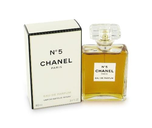 No. 5 by Chanel For Women 3.4 oz Eau de Parfum