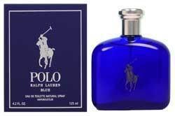 Polo Blue by Ralph Lauren for Men 4.2 oz Eau de Toilette Spray