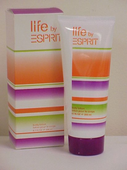 Life By ESPRIT Body Lotion 6.7oz Tube