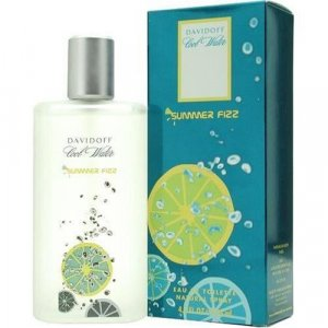 Cool Water Summer Fizz By Davidoff For Men. Eau De Toilette Spray 4.2 oz