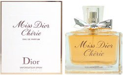 Miss Dior Cherie by Christian Dior for Women 3.4 oz Eau de Parfum Spray