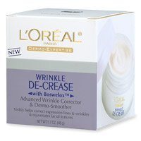 Loreal Dermo Expertise Wrinkle De-Crease with Boswelox Advanced Wrinkle Corrector & Dermo Smoother