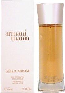Armani Mania Pour Femme by Giorgio Armani for Women 2.5 oz Eau de Parfum Spray