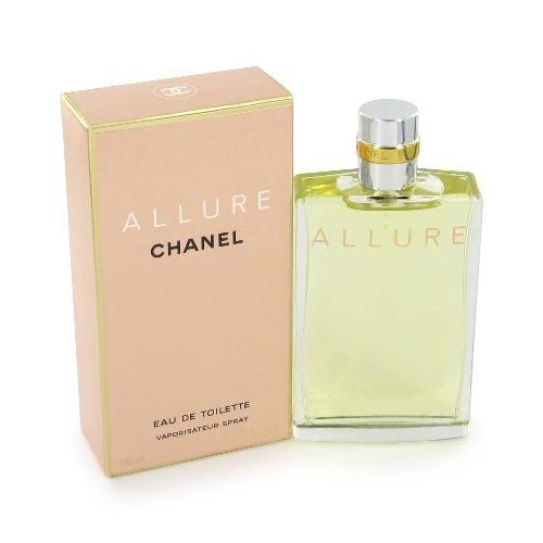 Chanel Allure by Chanel 3.4 oz Eau de Toilette