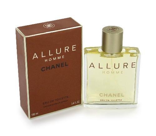 Allure Homme by  Chanel  for Men 3.4 oz Eau de Toilette