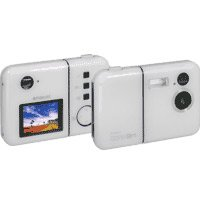 "Polaroid izone 300 3.2 Megapixel Digital Camera with 1.5"" TFT LCD 3x Zoom"