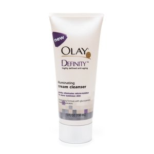 Olay Definity Illuminating Cream Cleanser 5 oz