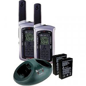 LI6000-2WXVP GMRS-FRS 2-Way Micro-Talk Radio with up to 27km range