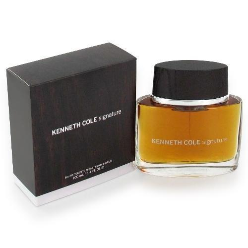 Kenneth Cole Signature by Kenneth Cole for Men 3.4 oz Eau de Toilette Spray