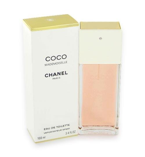 Chanel Coco Mademoiselle by Chanel for Women 3.4 oz Eau de Toilette Spray