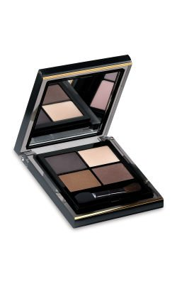 Elizabeth Arden Color Intrigue Eyeshadow Quad: Sueded Browns
