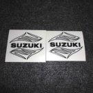 SUZUKI SAVAGE INTRUDER VS-750GLPM VS-1400GLPS OPTIONAL TANK DECALS BLACK7360