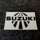 SUZUKI RISING SUN GSXR GSX-F KATANA GS RM-Z DS DR SP TS TC RM TM RV DECALS