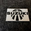 SUZUKI RISING SUN GSXR GSX-F KATANA BANDIT GS RM-Z DS DR SP TS TC RM TM  DECALS