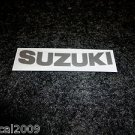 SUZUKI REAR TAIL/FRONT COWLING DECAL GSXR, BANDIT KATANA GSX-F GSF GS SILVERM