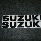 SUZUKI 9.9 3.5 BOAT MOTOR DECALS OUT BOARD DECALS SMBK834