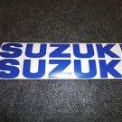 SUZUKI GSX-R GSX-F KATANA BANDIT GS RM-Z DECALS BLUE
