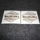 SUZUKI SAVAGE INTRUDER VS-750GLPM VS-1400GLPS TANK DECALS GOLD7360