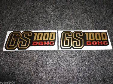 SUZUKI 1978 1979 GS1000 SIDE COVER DECAL