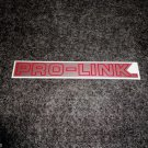 HONDA PRO-LINK 1988 TRX-250R 1989 TRX-250R  SWING ARM DECAL RED SILVER TRIM 534