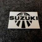 SUZUKI RISING SUN GSXR GSX-F KATANA GT GS RM-Z DS DR SP TS TC RM TM  DECALS BLK5