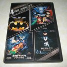 4 Film Favorites Batman Collection DVD Set