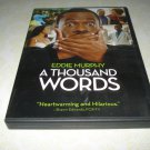 A Thousand Words DVD Starring Eddie Murphy