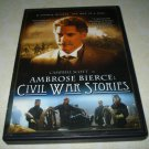 Ambrose Bierce Civil War Stories DVD