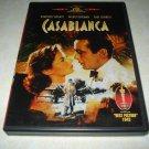 Casablanca DVD Starring Ingrid Bergman Humphrey Bogart