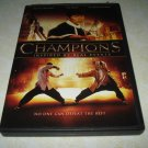 Champions DVD Inspired By Real Events