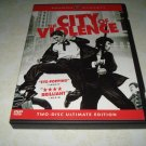 City Of Violence Two Disc Ultimate Edition DVD Set