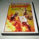 Roger Corman Classics DVD Deathsport Starring David Carradine Claudia Jennings