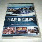 D-Day In Color DVD Narrated By John Hurt