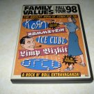 Family Values Fall Tour '98 DVD